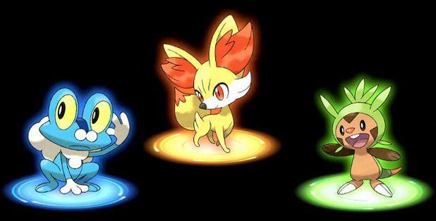 Pokémon X & Y Cheats: Get Froakie, Fennekin or Chespin for beating ...