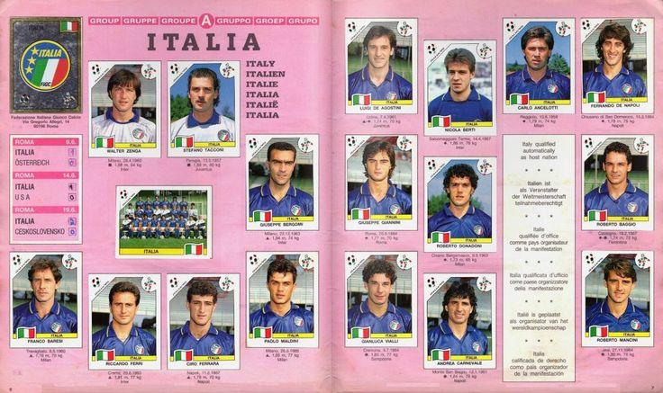 Italia 1990
