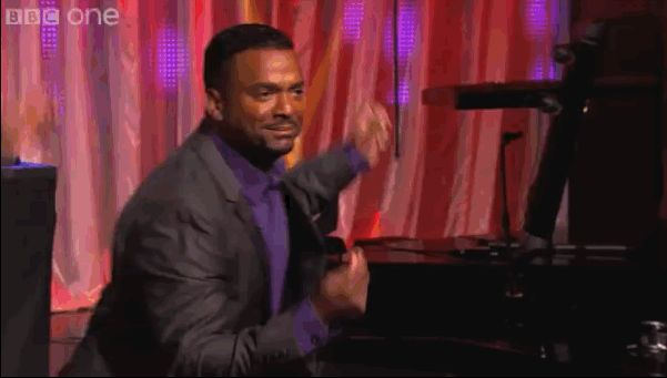 "Dance, Cartlon, dance. | Will Smith, DJ Jazzy Jeff, Alfonso Ribeiro Reunite, Sing ""Fresh Prince"" Theme Song"