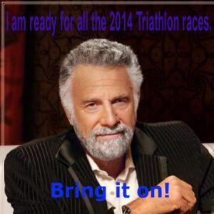 Get your Triathlon Calendar ready as we list down 2014 ITU World Triathlon Series' race schedule.