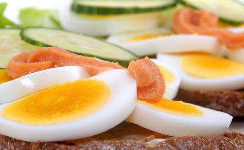 Cómo cocer huevos de forma fácil y rápida