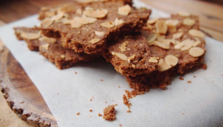 Een geweldig recept voor vegan speculaas, gemaakt van speltmeel en gezoet met kokossuiker.