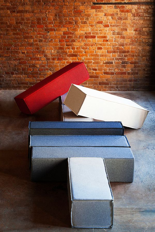 Epic ZIG Modular Furniture by Cezign