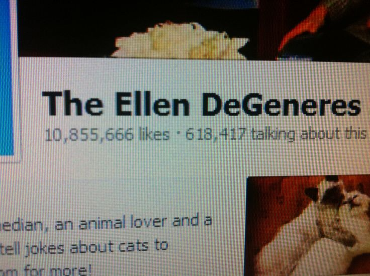 55 & 666 and on the same night I got to see 56666 seriously what are the chances Ellen!! 12/10/13