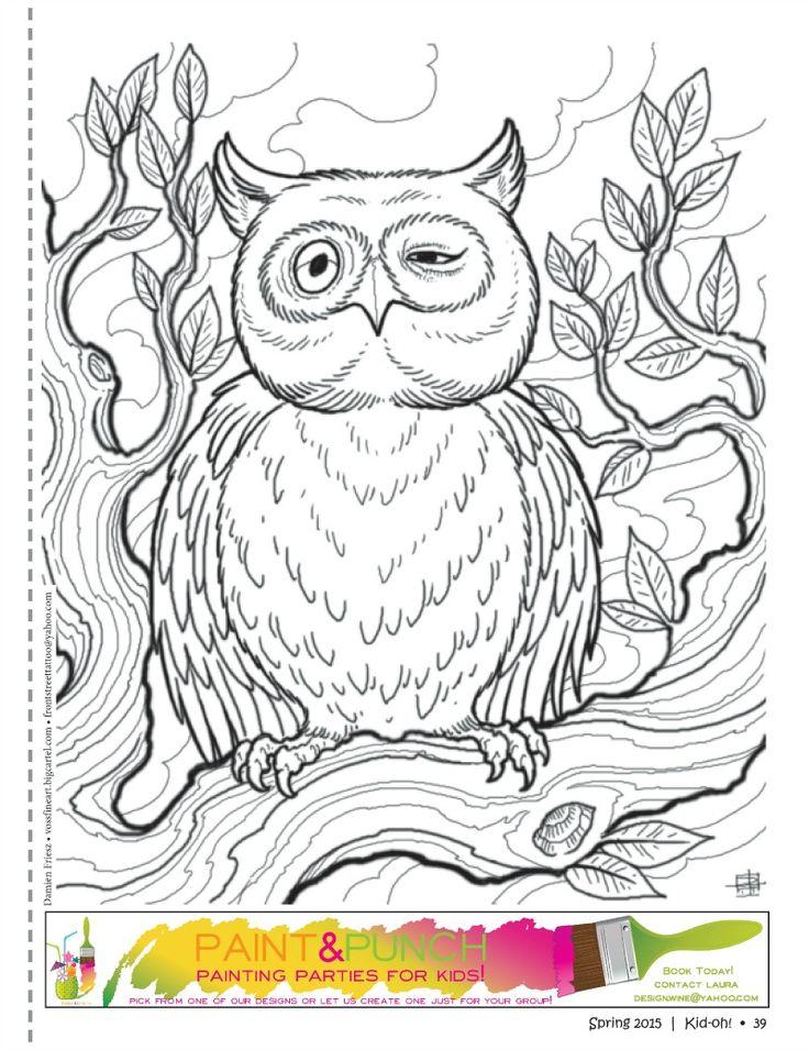 The 47 best ColoringBookFun.com images on Pinterest | Magazine ...