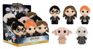 NEW: Harry Potter Mystery Minis and SuperCute Plushies from Funko! - MuggleNet