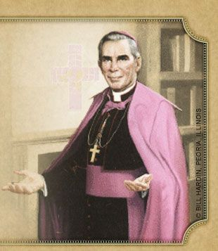 Live is Worth Living - 23 hours of Archbishop Futon Sheen in mp3 format
