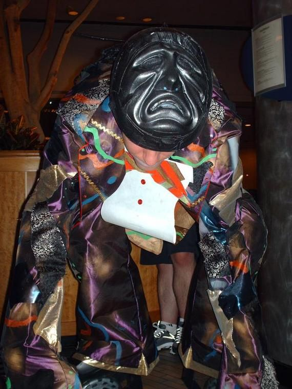 return to oz wheeler costume