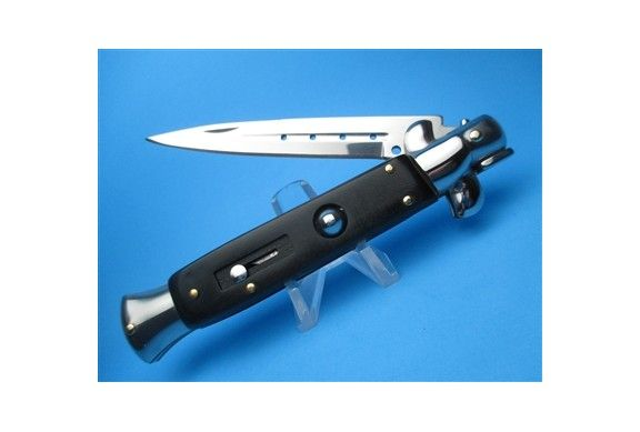 Switchblade  Thinking of buying a knife? Consider a well built switchblade from Myswitchblade.com for your collection.  Whether it's an Out the Front, or an everyday utility switchblade or the much popular Italian stiletto knives, we have it all in our collection here. Check out our wide selection of knives today, visit now : https://www.myswitchblade.com/
