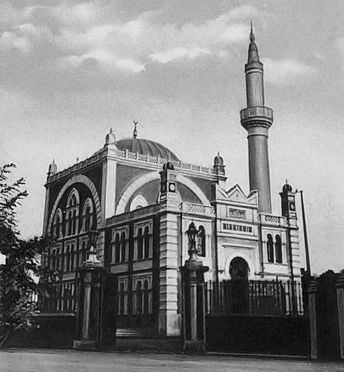 Το Γενί Τζαμί το 1912