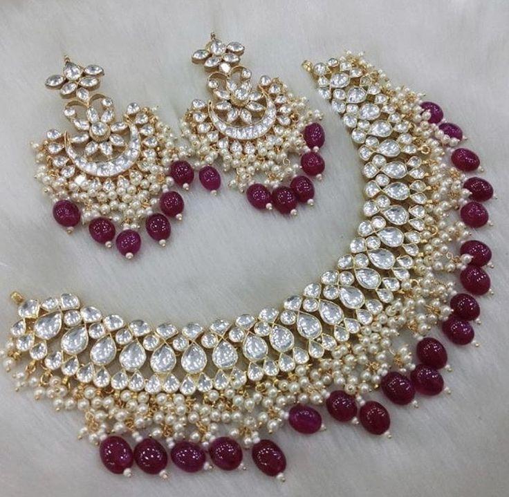 73 best Buy Kundan Jewelry images on Pinterest | Sabyasachi ...
