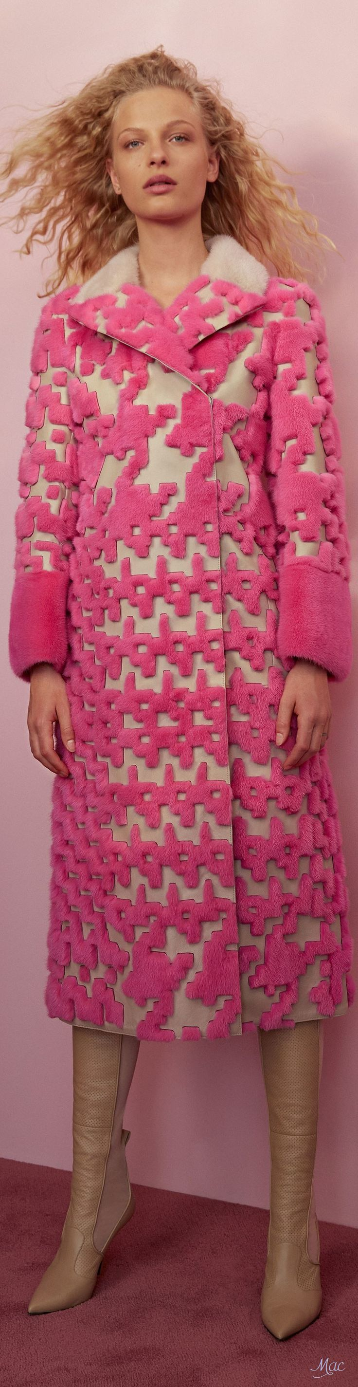 Resort 2018 Fendi