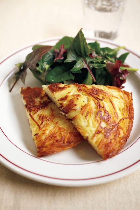 一口ほおばればカリッと香ばしく、じゃがいもの甘みがふわーっと広がるガレット。意外なほど簡単な作り方を『オレンジページ3/17号』からご紹介します。【オレンジページ☆デイリー】料理レシピをはじめ、暮らしに役立つ記事をほぼ毎日配信します!