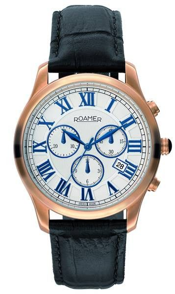 I've got 10% coupon code for sharing this product. Roamer Osiris Chrono 530837_49_12_05 men's watch