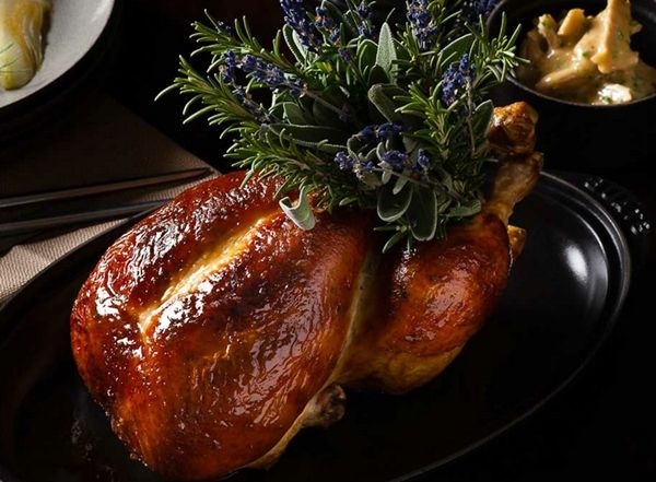 Dish of the Year: The Roast Chicken at The NoMad, New York City