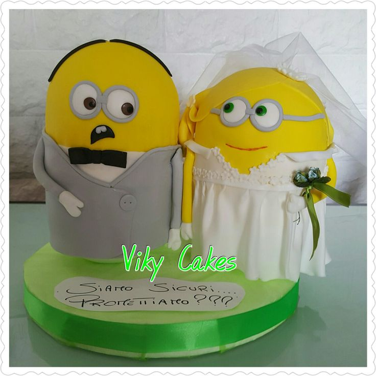 Minions sposi