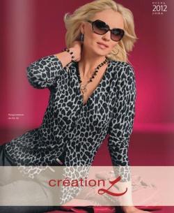 Creation L каталог женской одежды из Германии Удобная и всегда актуальная дамская мода – от повседневной до праздничной. Целевая аудитория старше 40 лет. Простой и всегда актуальный  классический крой