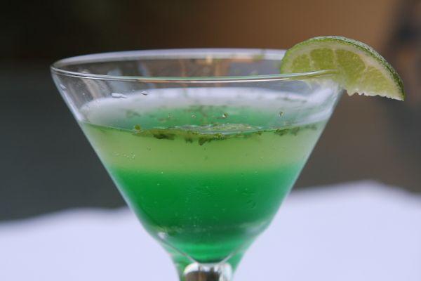 Irish Mojito #cocktail #Irish