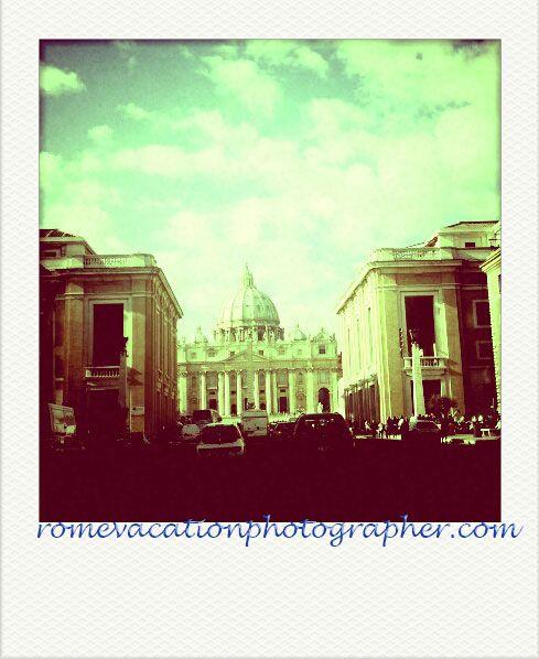#san #pietro via della #conciliazione
