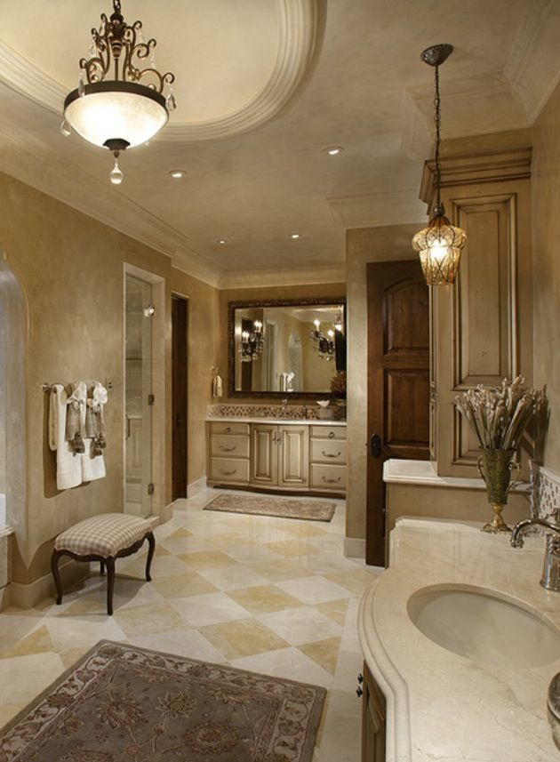 Luxury bathrooms tracypillarinos bathroom for Bathroom ideas luxury