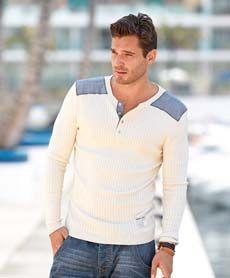 Redhill strikket genser fra Sportmann.no