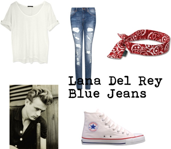 lana del rey inspired outfits - photo #10