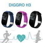 ﹩23.99. Bluetooth Smart Watch Wristband Health Bracelet Sport Fitness Tracker 3 Colours    Band Color - Black/Blue/Purple, Band Material - Silicone/Rubber, Compatible Operating System - Android, Features - Bluetooth Enabled, Operating System - Android Wear, Screen - Colorful OLED, Waterproof - IP65 life waterproof,