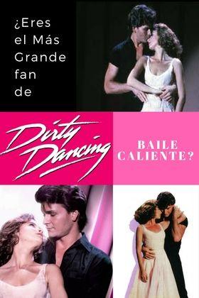 TEST: ¿Cuánto sabes de la película DIRTY DANCING, Baile Caliente?  ¿Quién ayudó a Baby a llevar un melón? Baby (Jennifer Grey),  Frances, Patrick Swayze, Johnny y Baby, Sheldrake, Hungry Eyes, (I've had) the time of my life, Los Hamptons, Cynthia Rhodes, Jennifer Grey, Flashback, Peliculas 1987, cine de los 90, test para cinefilos, Dirty Dance Trivia, Test para fans de Baile Caliente, She's Like The Wind, Be my baby,  Bailando Suave, El Baile Atrevido, Eric Carmen.