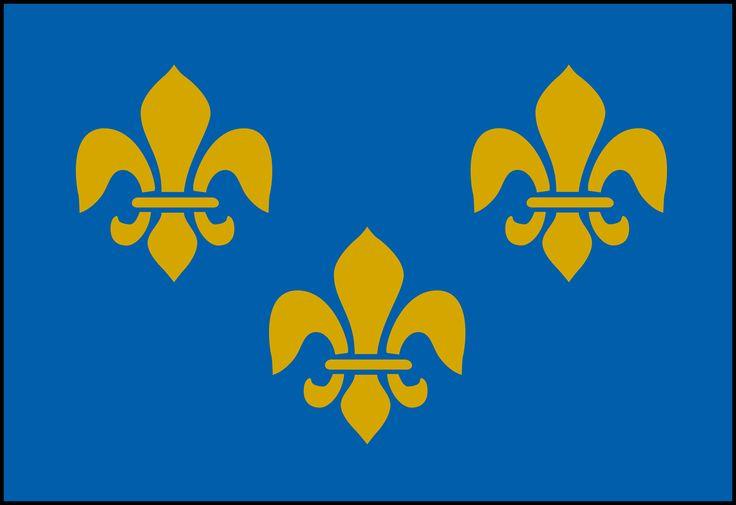 Early flag of france flordia pinterest france for Pinterest fr