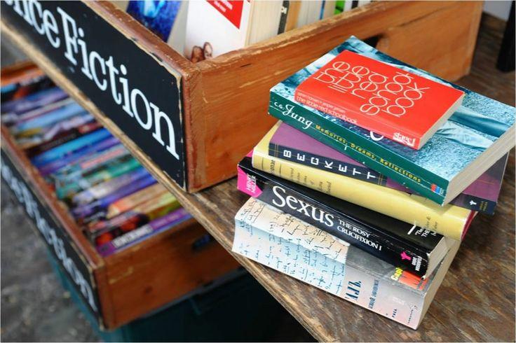 Black Gull Books - Camden Lock