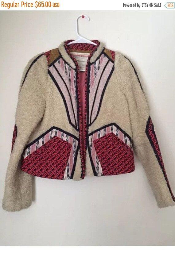 Old #rare #anthropologie #coat IN SHOP. Link in bio.  #mongolian #jacket #ethnic #streetstyle #vintage #vintagestyle #styleblogger #womenswear #ootd #oakland #sf #sfbayarea #bayareavintage #berkeley #nightwerkkvintage #fitted #etsy #etsyshop #vintageshops #nightwerkk