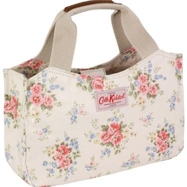 Cath Kidston - Pinny Flowers Mini Tote Bag..or this one? have birthday money to spend!!1