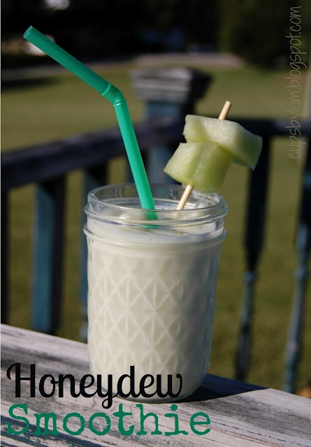 Honeydew Smoothies