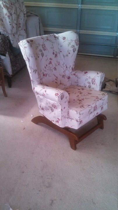 Loose  Cover arm chair