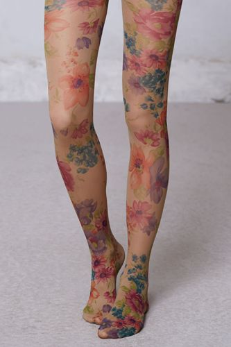 Hansel From Basel Flora Tights, $20, available at Anthropologie.