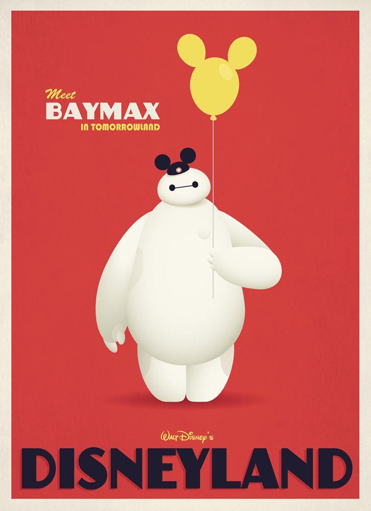 Meet Baymax!