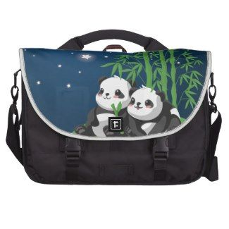 This bag is for all the panda bears lovers out there.