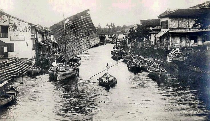 R.S. Murthi's Web Site - Old Photos of Malacca I