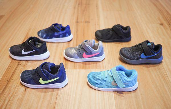 Nike Free RN 2017, Nike Flex Contact and Nike Revolution 4, Kids Footwear, www.oishi-m.com