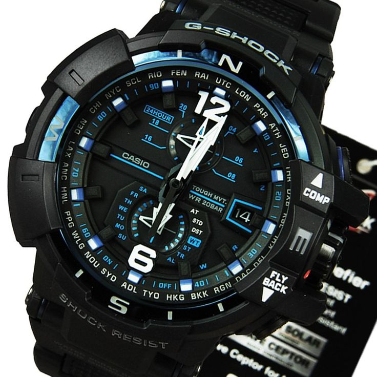 241 best Casio G-Shock Watches images on Pinterest