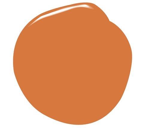 Glidden Orange Paint Colors