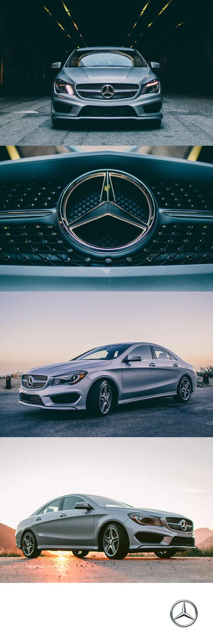 The CLA 250 is hard to refuse and even harder to ignore.  #MBPhotoCredit: Andres Tardio