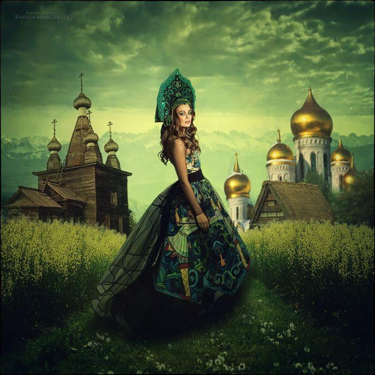 Photograph Russian fairy tales by Margarita Kareva on 500px