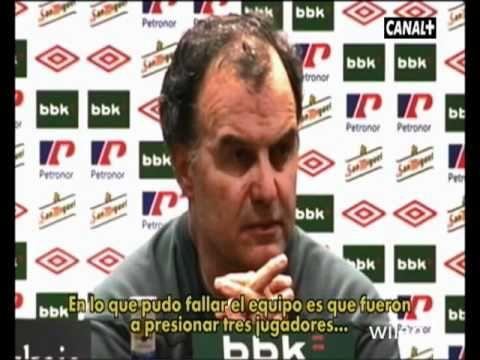 Marcelo Bielsa - Entendé la respuesta que dá