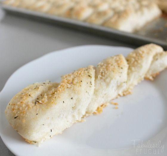 My Favorite Breadstick Recipe