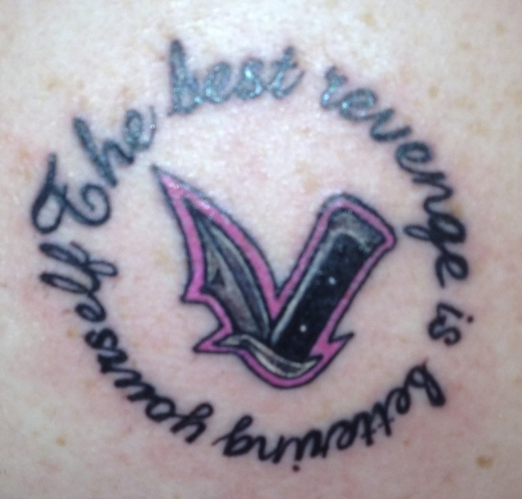 17 Best images about Vengeance University on Pinterest ... Zacky Vengeance Forever Tattoo