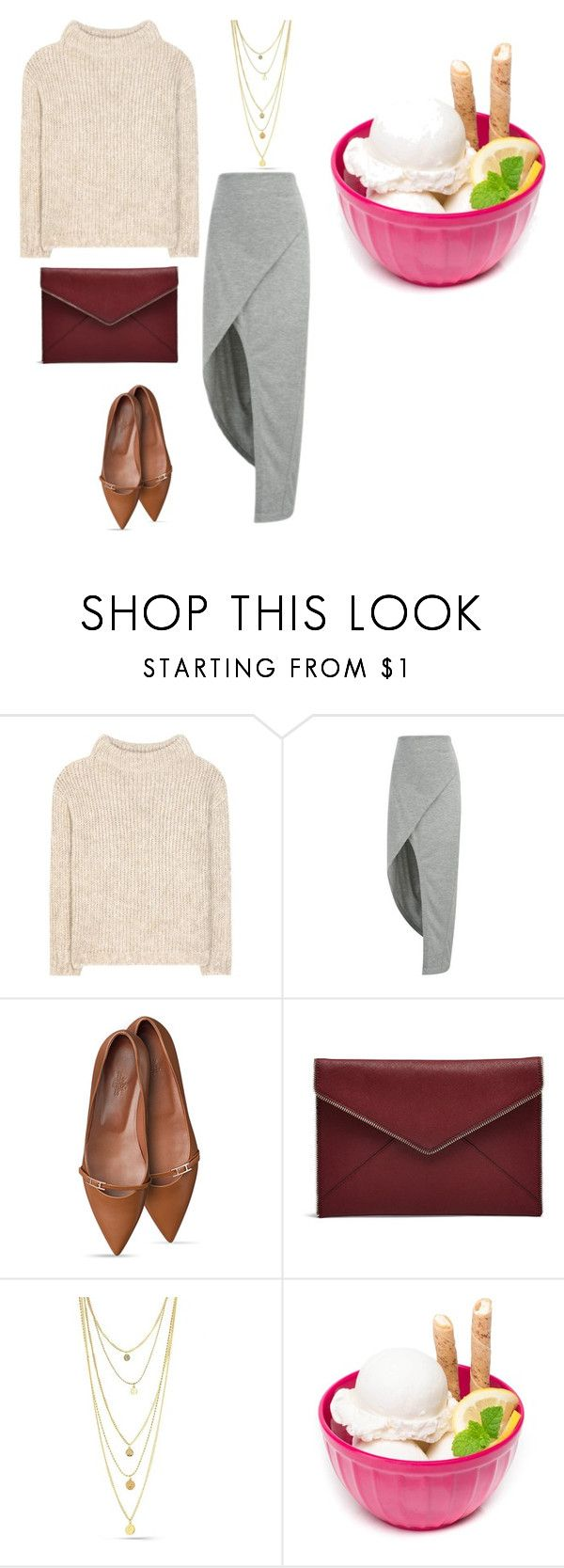 """""""Untitled #13398"""" by jayda365 ❤ liked on Polyvore featuring Tom Ford, Finders Keepers, Rebecca Minkoff and ZAK"""