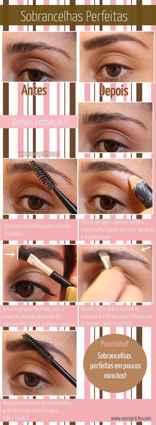 sobrancelhasperfeitas2 Como ter sobrancelhas perfeitas?