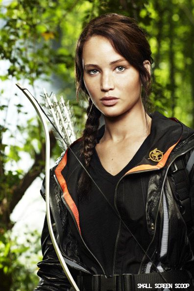 Jennifer Lawrence - Katniss Everdeen | love itttt