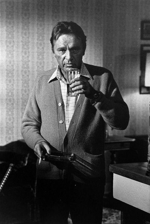 Richard Burton by Terry O'Neill